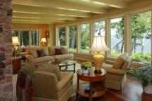 Bluff Room White Bear Lake Interior Design