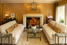 City Lake Living Interior Design Family Room
