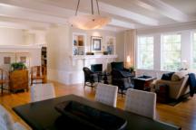 Dining and Living Room Stillwater MN Interior Design