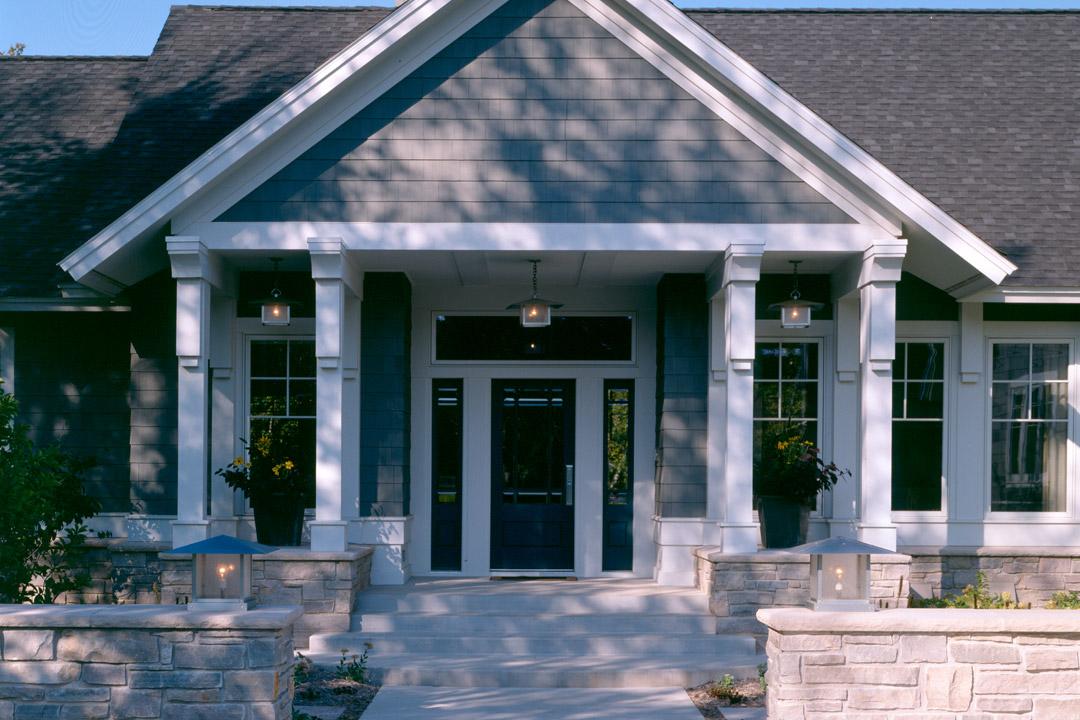 Front Entrance Stillwater MN