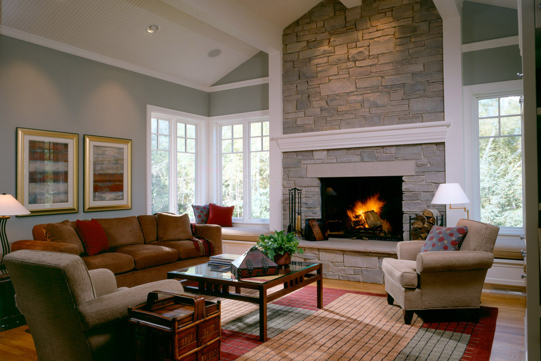 Living Room Stillwater MN Interior Design
