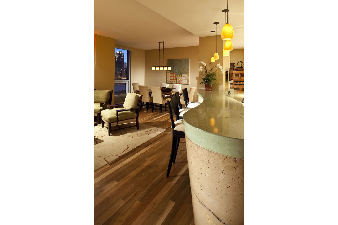 Kitchen And Dining St. Anthony Main Minneapolis Interior Design