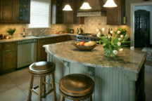 Kitchen Minneapolis Tudor Interior Design