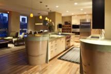 Kitchen St. Anthony Main Minneapolis Interior Design
