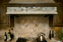 Kitchen Tile Minneapolis Tudor Interior Design