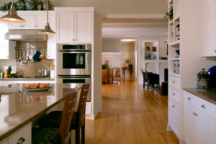 Kitchen and Walkway Stillwater MN Interior Design