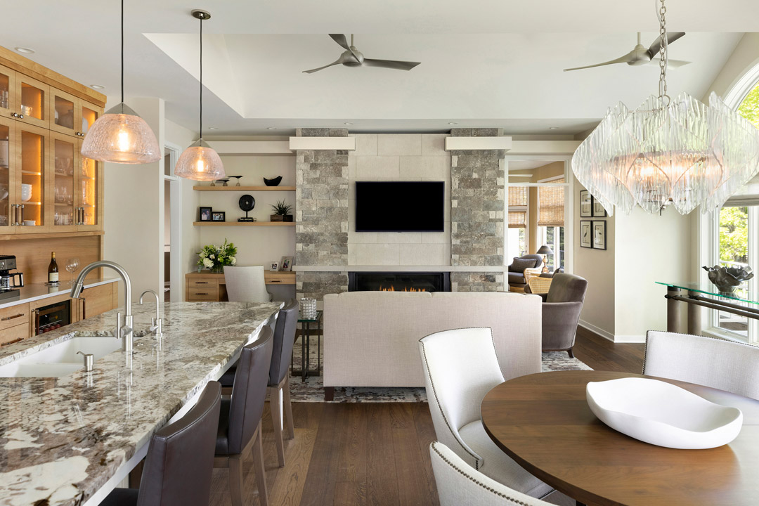 Lakeside Living Interior Design