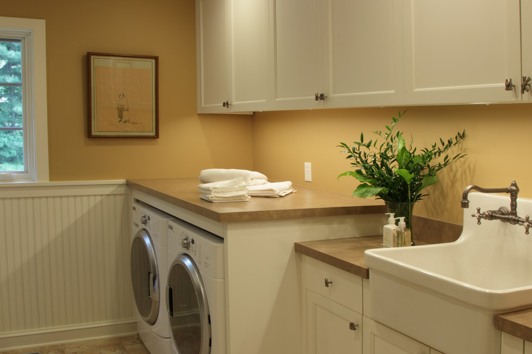 Laundry Room White Bear Lake Interior Design