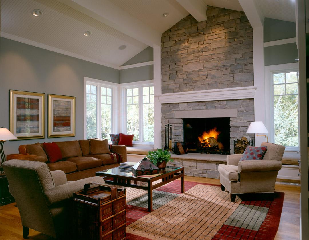 Living Room Stillwater MN Interior Design