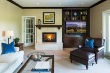 Living Room Vadnais Heights Interior Design