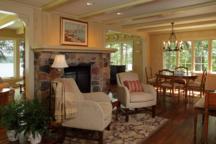 Living Room White Bear Lake Interior Design