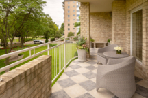 Porch and Balcony Design Minneapolis